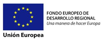 Logo in Spanish of the FEDER Funds